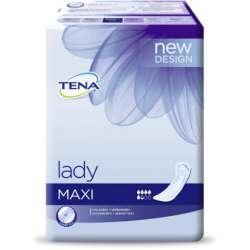 Wkładki urologiczne Tena Lady Maxi 12 szt