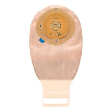 Worek ileostomijny Convatec Esteem+ plastyczny z filtrem z zapinką InvisiClose
