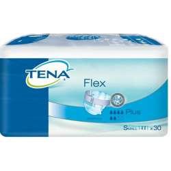 Pieluchomajtki Tena Flex Plus S 30 szt