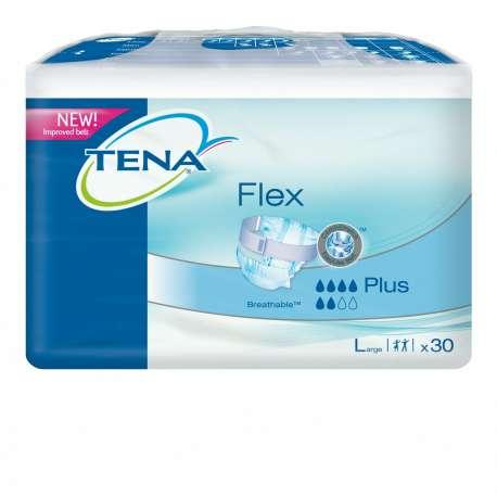 Pieluchomajtki Tena Flex Plus L 30 szt