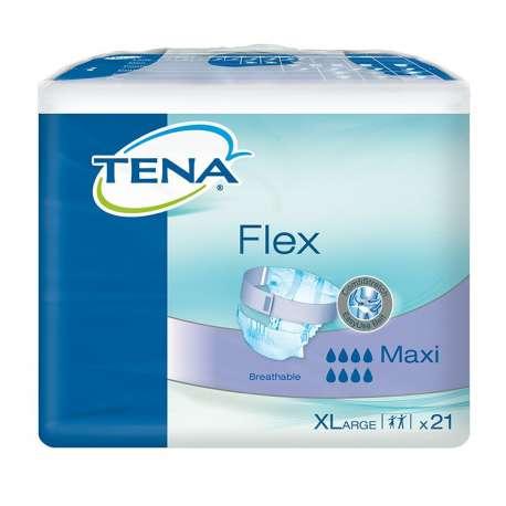 Pieluchomajtki Tena Flex Maxi XL 21 szt