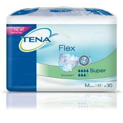 Pieluchomajtki Tena Flex Super M 30 szt