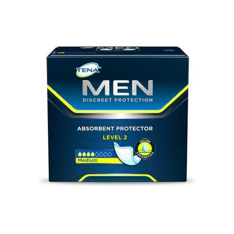 Wkładki urologiczne Tena Men Level 2 20 szt